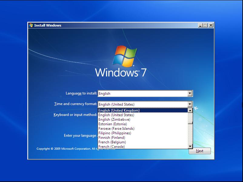 Windows 7 скачать Eng торрент - фото 10