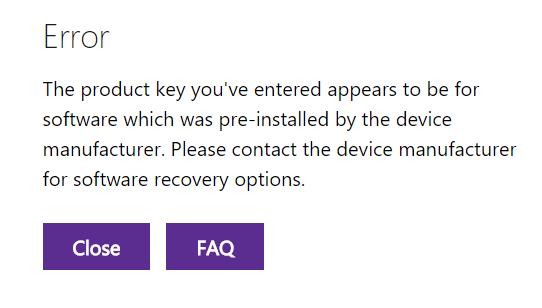 preinstaleldsoftware