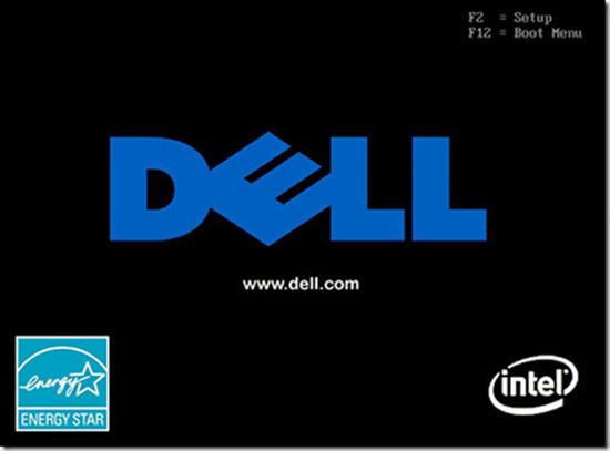 Dell System Reset Vista