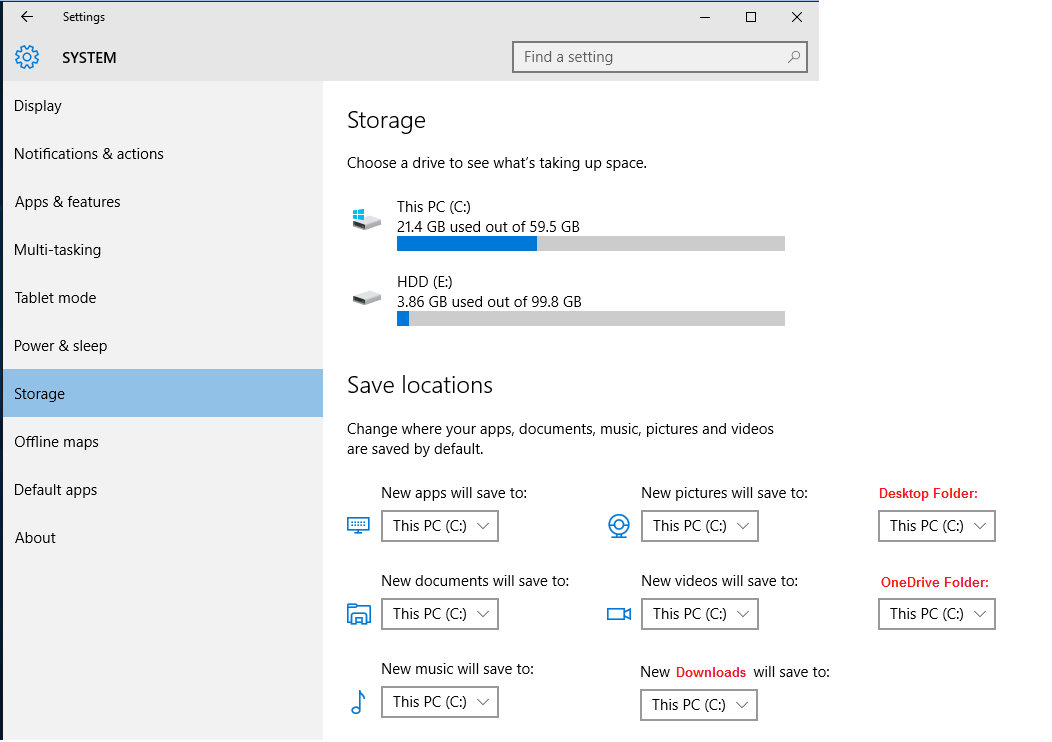 how to move appdata to another drive windows 10