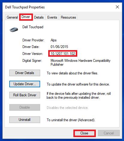 Dell Xt3 Touch Screen Driver Windows 10