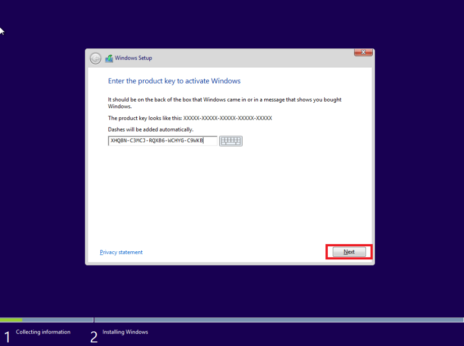how to find my windows 8 product key dell