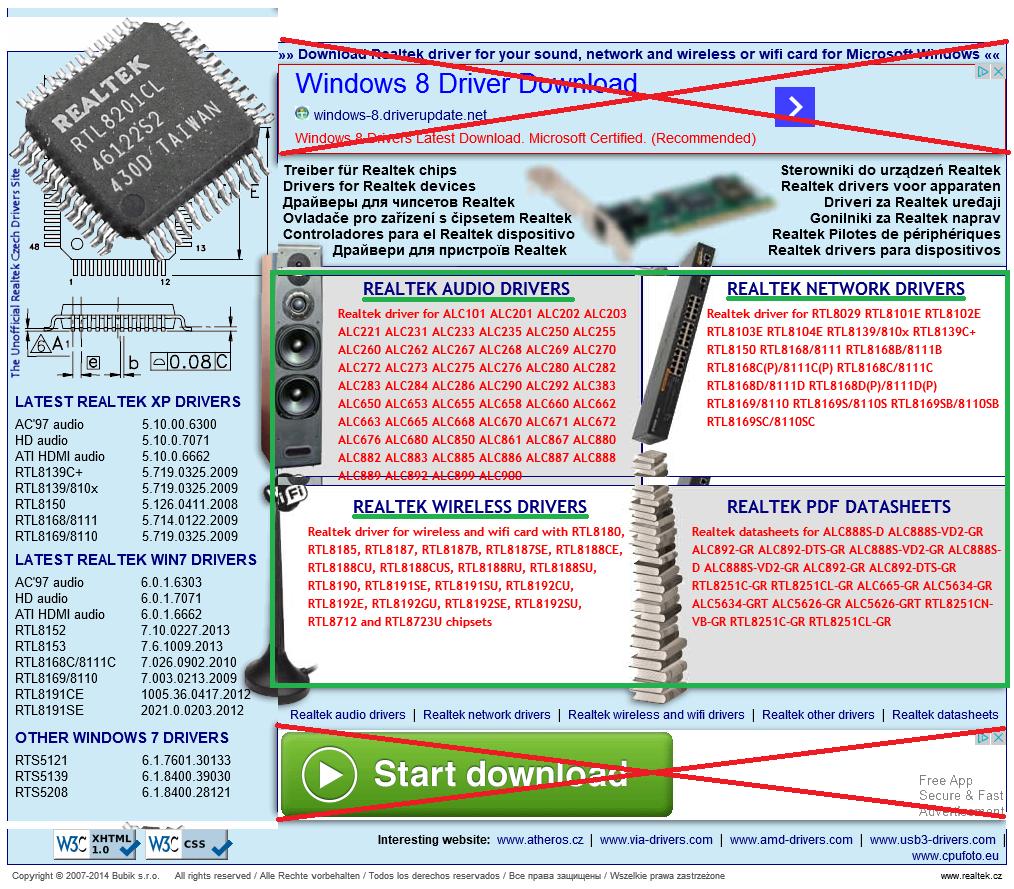 <b>Realtek High Definition Audio Driver Windows</b> <b>10</b> 32 <b>Bit</b> for ...