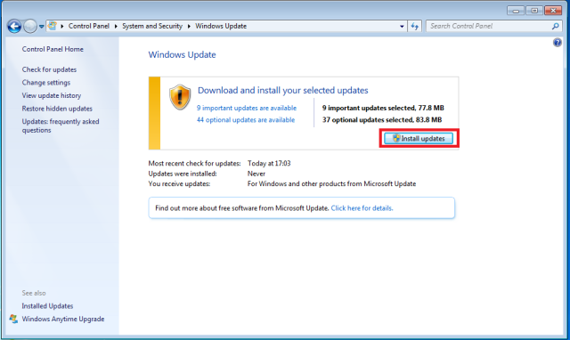 how to use wsus offline