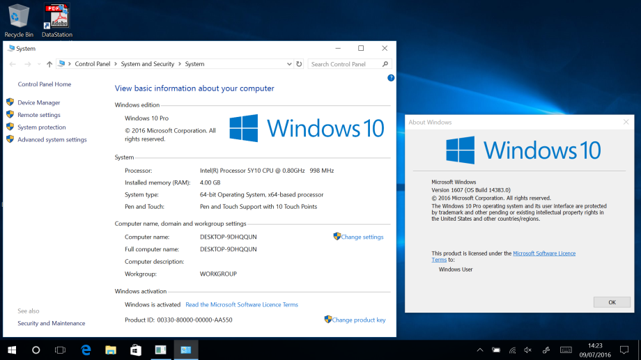 Win10RS1