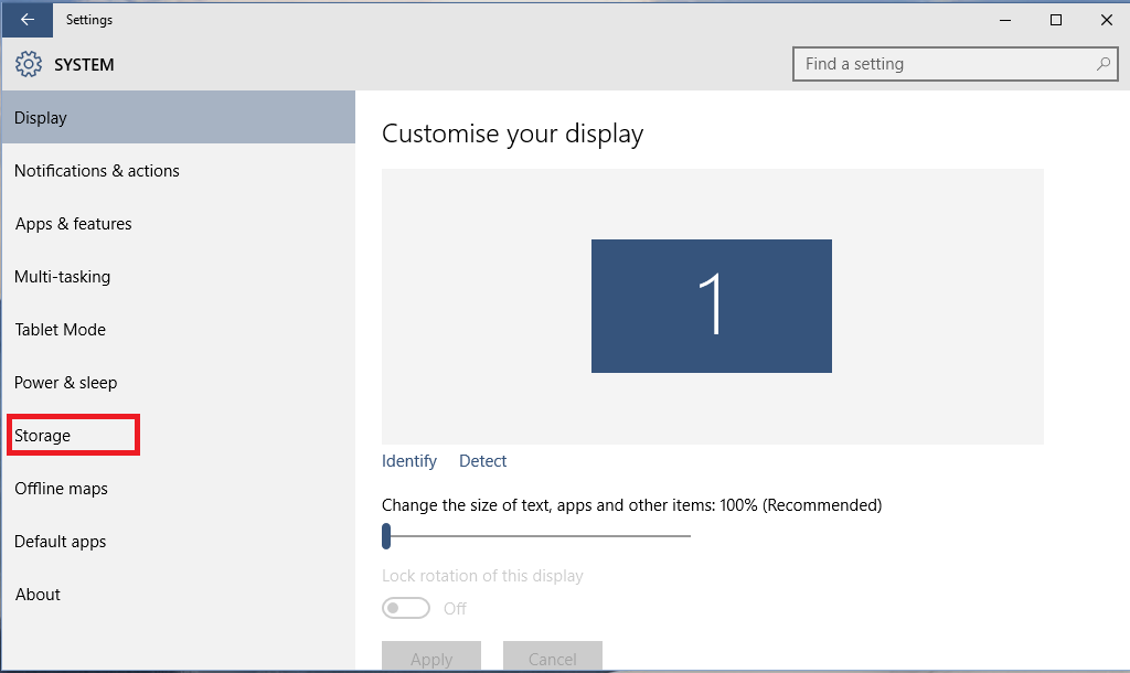 How to set ssd as boot drive windows 10