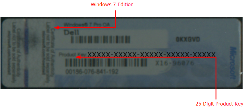 dell optiplex windows 10 product key