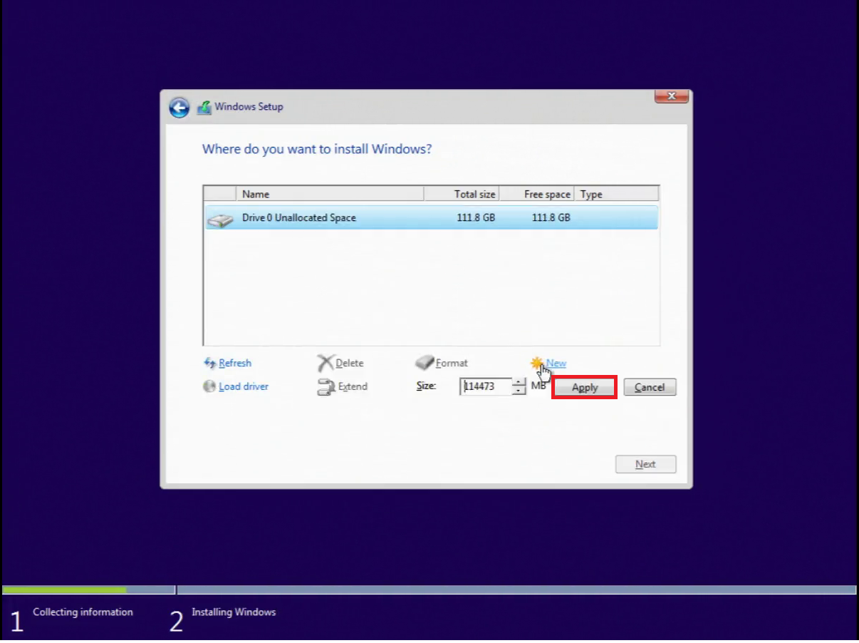 how to clear app setup files windows 7