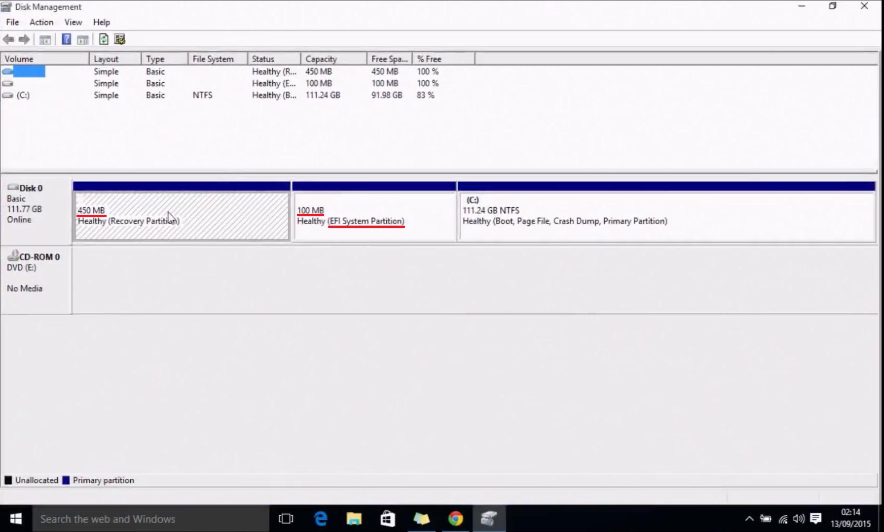 Как сделать бэкап gpt диска через uefi