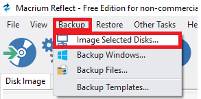 Macurium Reflect Backup2