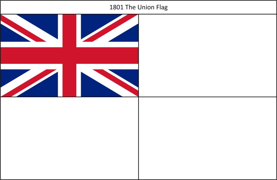 1801 3. Union Flag