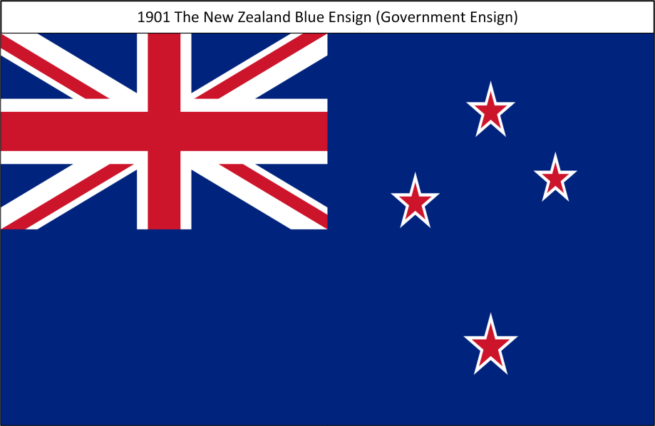 1901J All TheNewZealandRedEnsign
